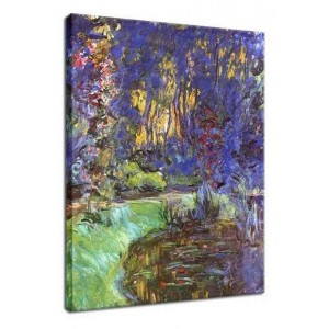 Claude Monet - Staw w Giverny
