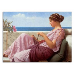 John William Godward - Podarek