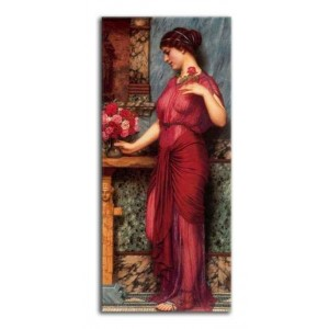 John William Godward - Dar dla Wenus