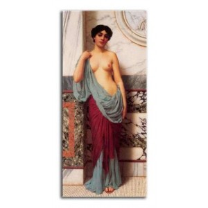 John William Godward - W termach