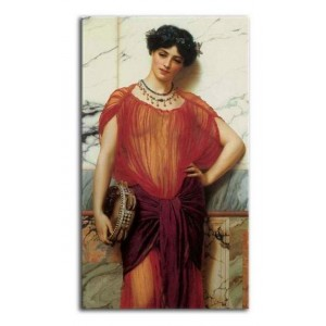 John William Godward - Druzylla