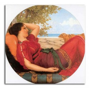 John William Godward - W krainie fantazji