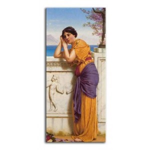 John William Godward - Smutek
