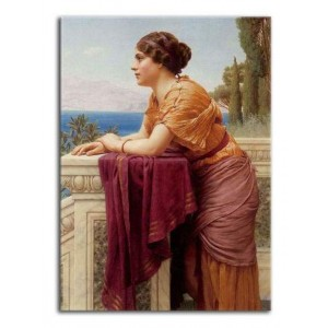 John William Godward - Belweder