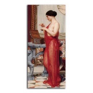 John William Godward - Perfumy