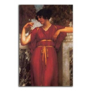 John William Godward - Pierścień