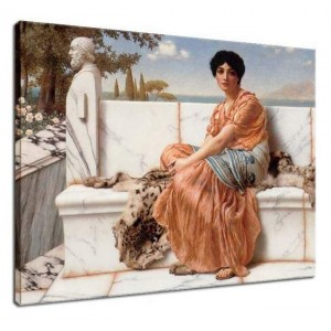 John William Godward - Dni Safony