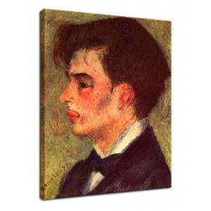 Auguste Renoir - Portret of Georges'a Riviere'a